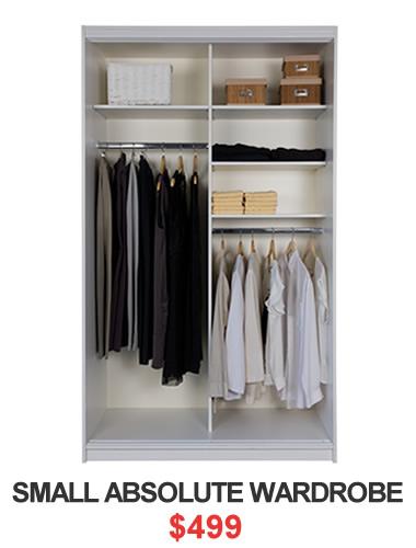 Small Absolute Wardrobe
