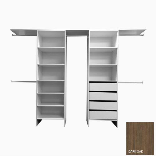 Chester-Series-Drawer-Shelf-Duo-Dark-Oak
